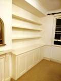 Hammersmith How much does under stairs storage cost to have built or fitted